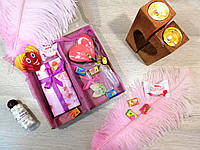 """Подарочный набор со сладостями """"Love is... """""""