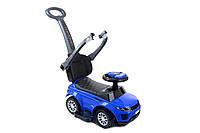 Машинка-каталка (толокары) для детей BabyMaxi синий