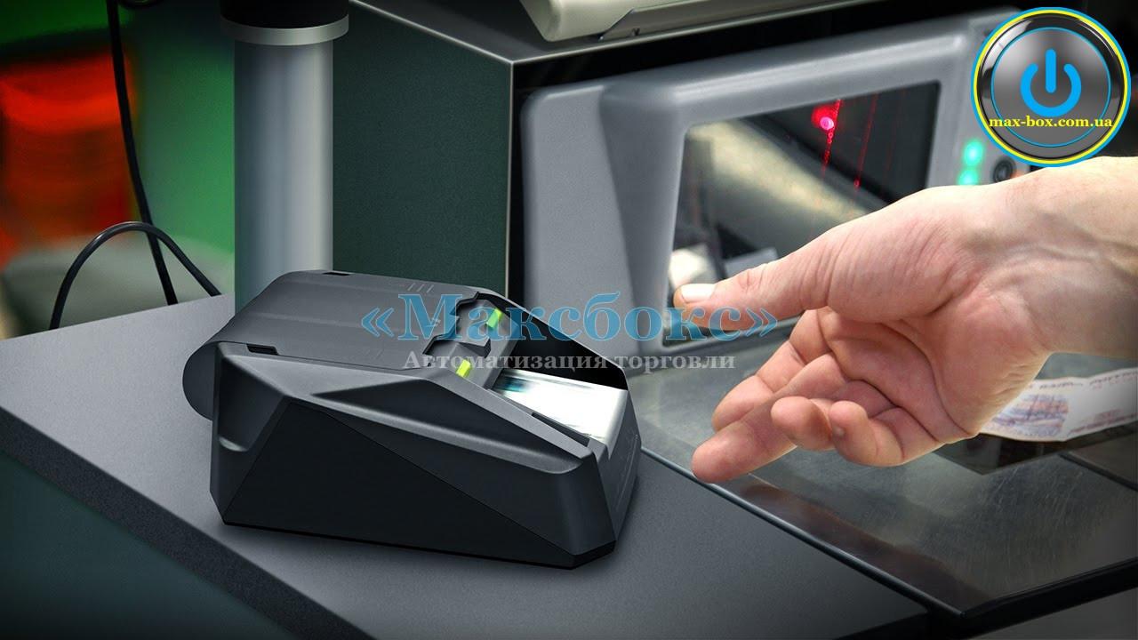Детектор валют автоматичний Moniron Dec POS