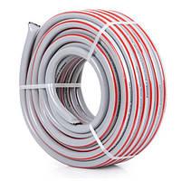 Шланг для полива INTERTOOL 5-ти слойный 3/4 30м армированный PVC (GE-4143)