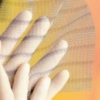 Сетчатые имплантанты для укрепления тканей