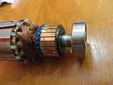 Якір ротор з підшипниками на дриль иэ1035 (іе-1035.э1у2), (іе-1035.э2у2), фото 5