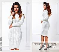 Платье облегающее вязаное, фото 1