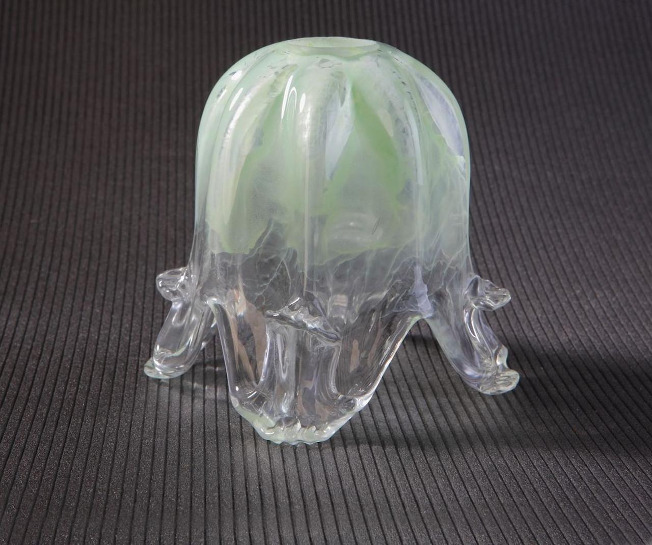 Плафон ліза нова зелена , цоколь Е14