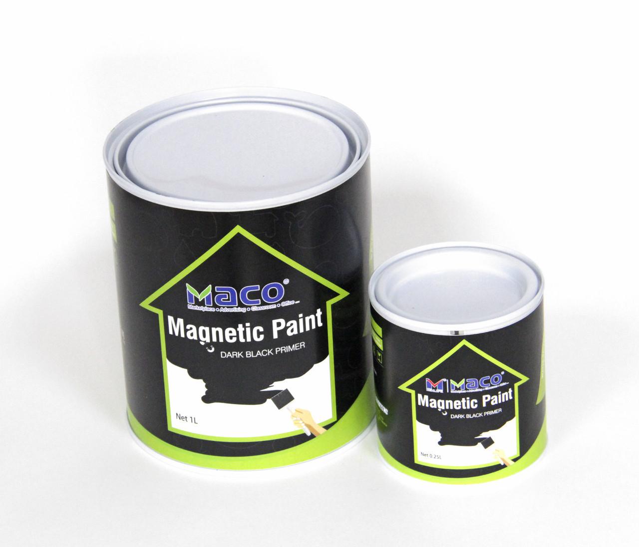 Магнитная краска-грунт Ez-Mag Paint 2,5л./5м2 (LAO250B)