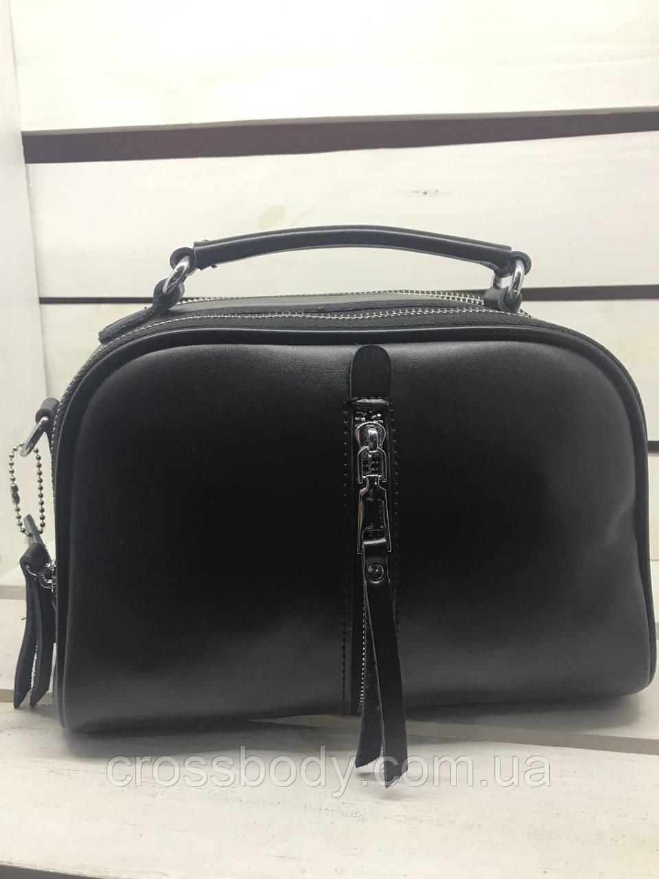 519def672ba4 Кожаная сумка на плече, цена 1 341 грн., купить в Львове — Prom.ua ...