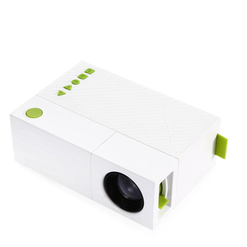 Портативный - Карманный LED проектор YG 310