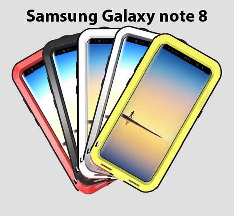 Чохол Love Mei PoverFul для Samsung Galaxy note 8, фото 2