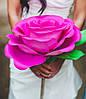 Гигантские цветы, розы, фото 3