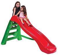Горка детская пластиковая Tobi Toys 200 см