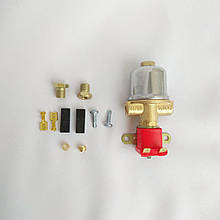 Електромагнітний клапан газу ATIKER D6
