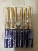 Набор карандаш+блеск для губ 6шт
