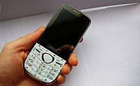 """Ультратонкий телефон Nokia W2016 нокиа на 2 сим-карты с большим дисплеем 2,8"""""""