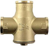 """Regulus TSV6 b ф40 / 55°C 1 1/2"""" Трехходовой смесительный клапан"""