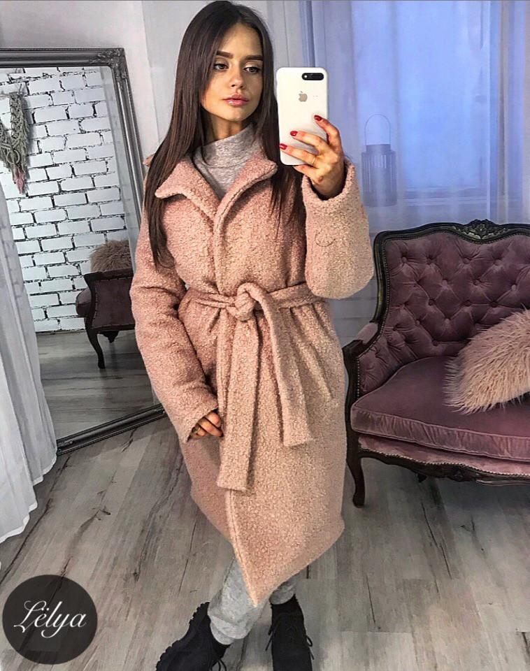 Женское модное пальто ЛЕа320
