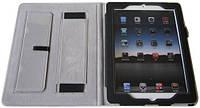 Чехол-подставка iPearl Leather Case для iPad 2/3/4 черный