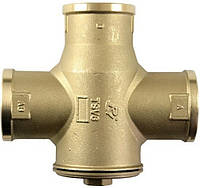 """Regulus TSV6 b ф40 / 65°C 1 1/2"""" Трехходовой смесительный клапан"""