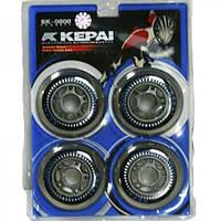 Колеса для роликов (4шт) KEPAI SK-0800 (р-р 80х24мм)