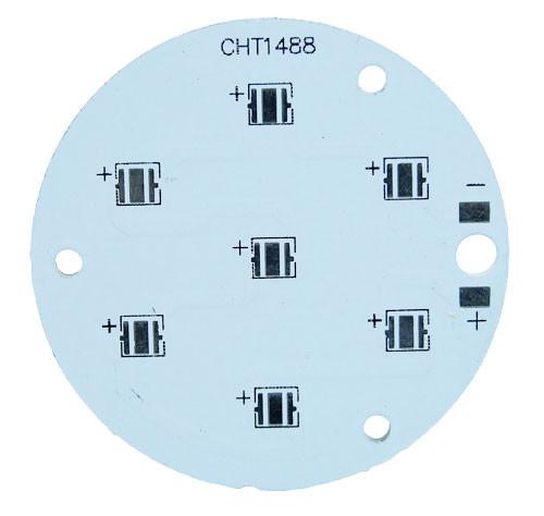 Друкована плата KEY-C47x7L MPCB d=47mm 4137