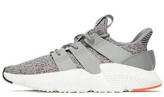 Мужские кроссовки Adidas Prophere Grey White (адидас профере, серые)