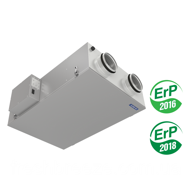 Приточно-вытяжная установка с рекуперацией тепла Vents ВУТ2 200 П