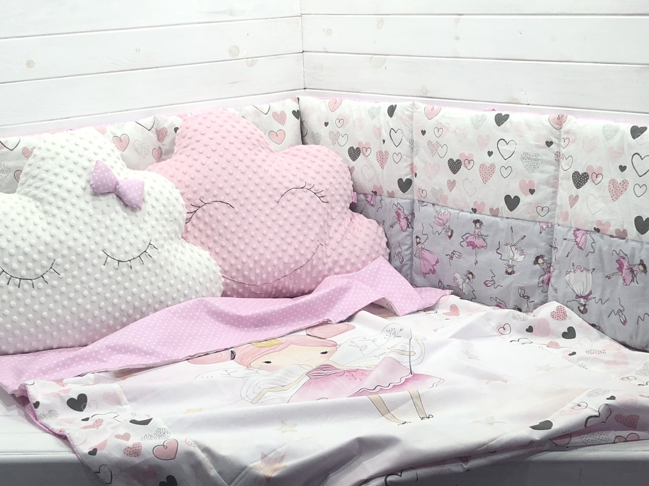 Комплект детского текстиля