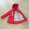 Детские куртки для девочек весна осень от производителя, фото 3