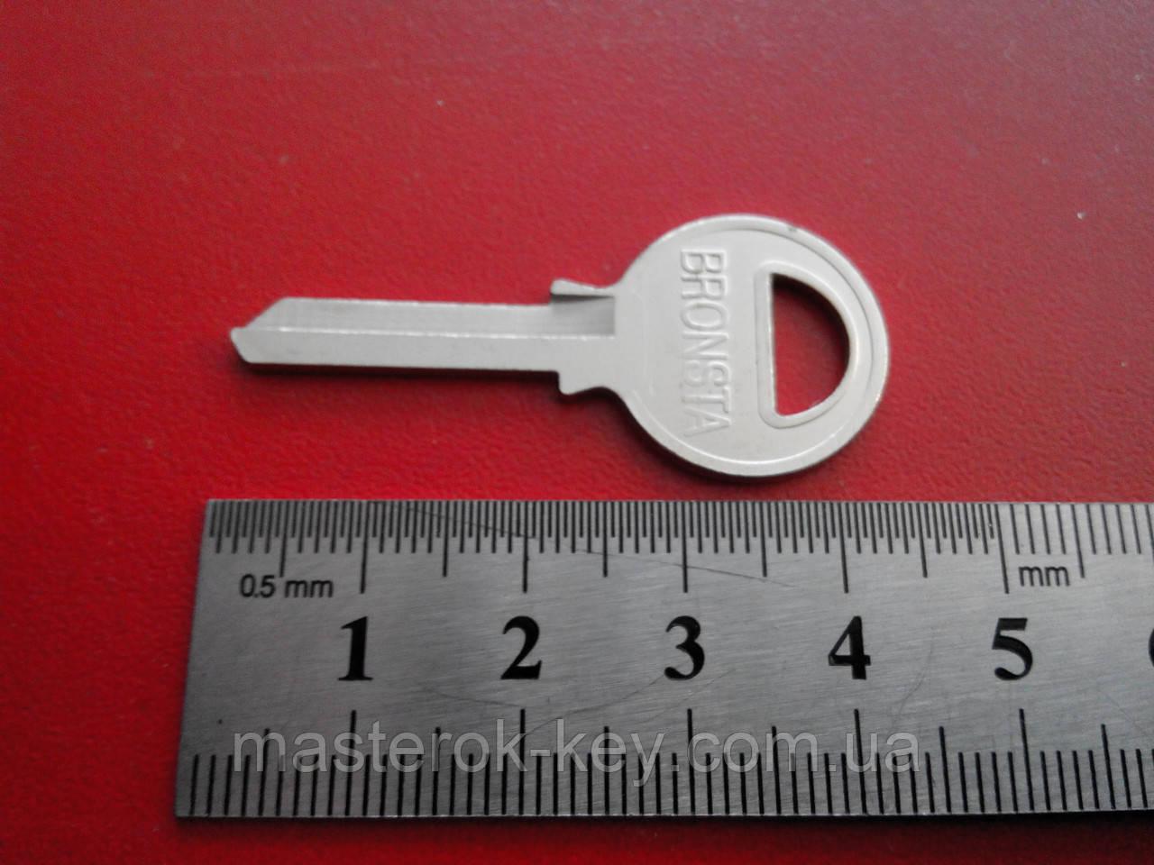 Заготовка ключа TL2S для навесного замка