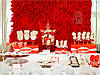 Арки и стенды с помпонов и цветов, фото 9