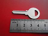 Заготовка ключа TL2S для навесного замка, фото 2
