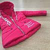Яркие курточки детские для девочек демисезонные, фото 2