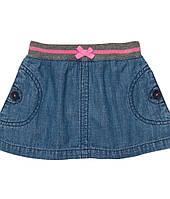 Юбка джинсовая на резинке 9м (236a142)