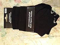 Носки мужские черные не высокие, фото 1