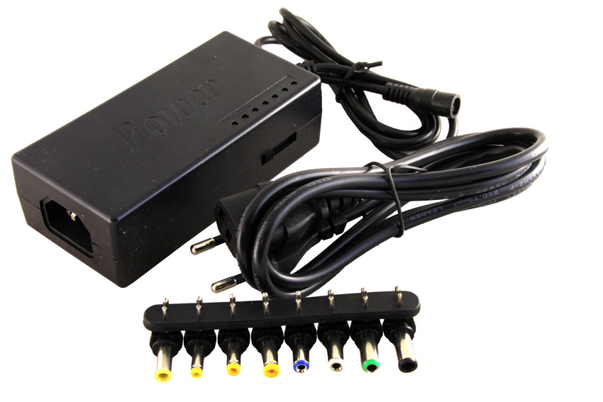 Зарядное устройство для ноутбуков, универсальное