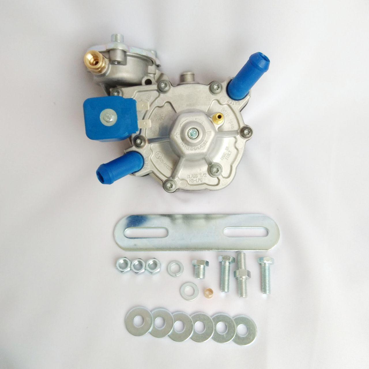 Газовый редуктор Tomasetto ALASKA SUPER(до 150 л.с.)