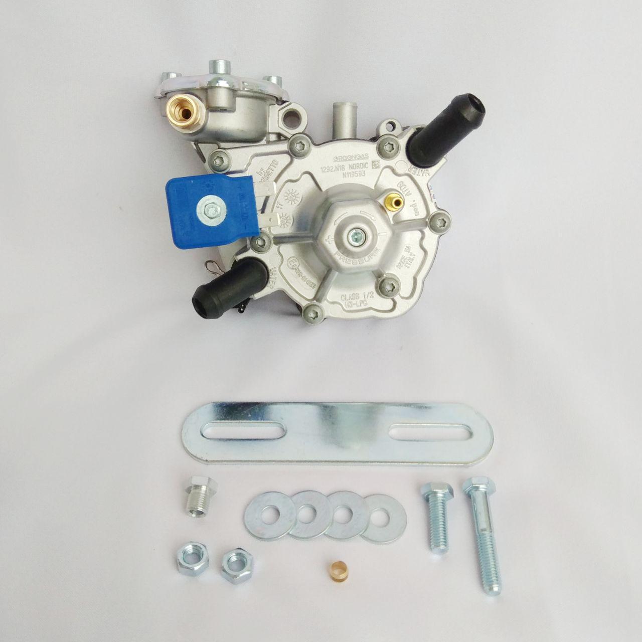 Газовый редуктор Tomasetto AT09 NORDIC до 125 кВт(170 л.с)