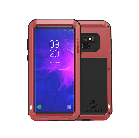 Чехол Love Mei PoverFul для Samsung Galaxy Note 9