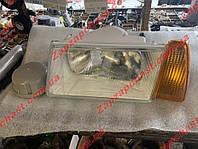 Фара Ваз 2108 2109 21099 левая желтый поворотник пр-во Россия, фото 1