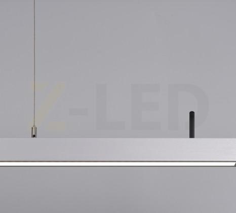 Z-LED LSN-1500: 70W 8400Lm линейный LED-светильник (40х40х1500мм) димируемый