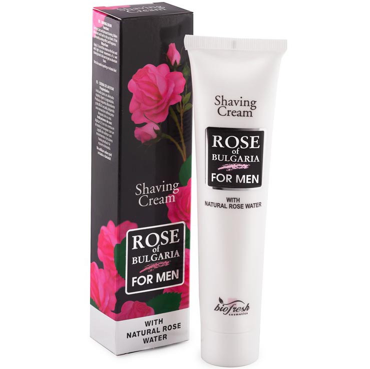 Крем для бриття BioFresh Rose of Bulgaria 100 мл