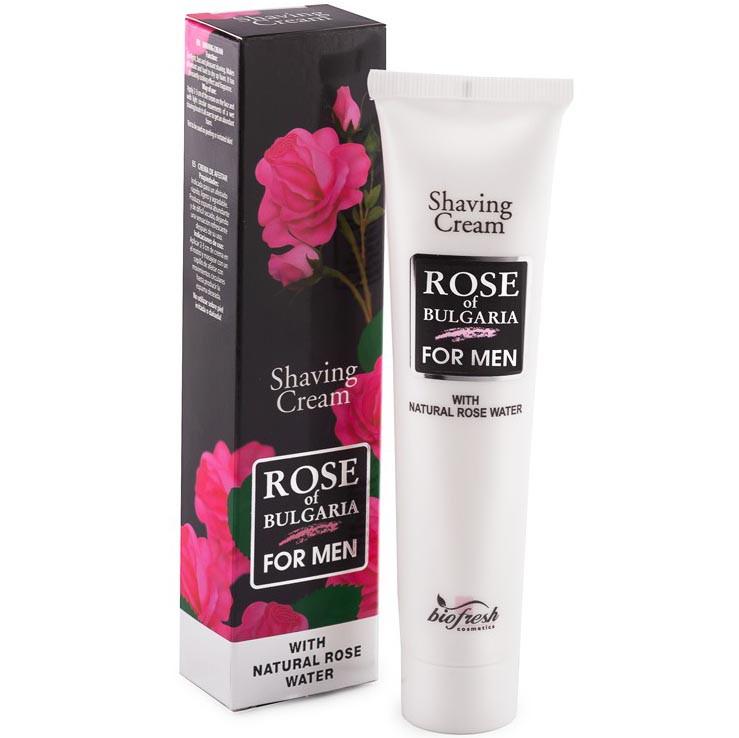 Крем для бритья Rose of Bulgaria, 100 мл