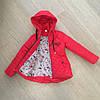 Весенние детские курточки для девочек модные, фото 9