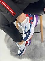 Женские кроссовки Adidas Young Falcon(ТОП РЕПЛИКА ААА+)