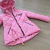 Весенние детские курточки для девочек модные, фото 6