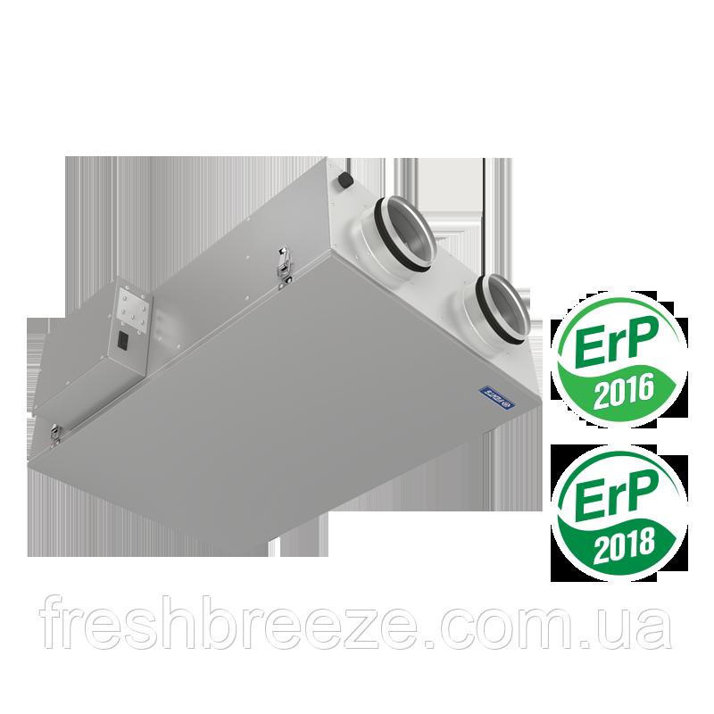 Приточно-вытяжная установка с рекуперацией тепла Vents ВУЕ2 200 П