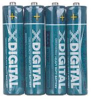 Батарейка AAA X-DIGITAL Longlife R 3 [R3P 4S]
