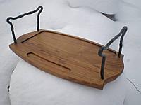 Поднос для подачи шашлыка, 50 * 26 см.