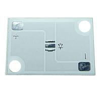 Плата печатна алюминиевая  000-16-01 30x20мм 1LED3535 4071