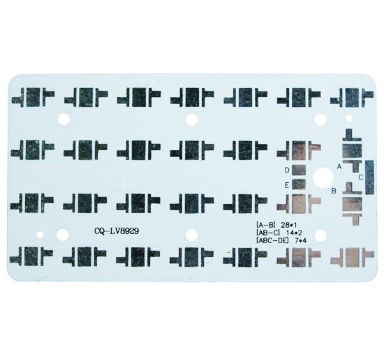 Печатна плата KEY-28 MPCB 130x75mm 4138