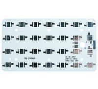 Печатна плата KEY-28 MPCB 130x75mm